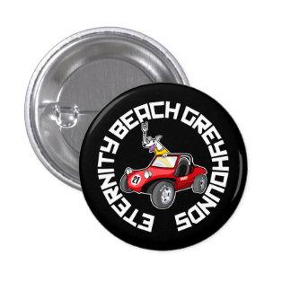 Eternity Beach Greyhounds Button