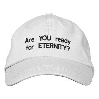 Eternity cap