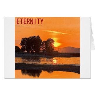 Eternity Greeting Card
