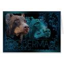 Eternity - Doberman card