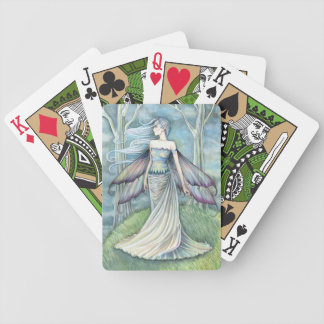 Eternity Fairy Playing Cards by Molly Harrison