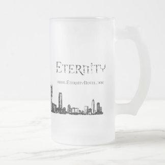 """""""Eternity"""" Frosty Mug"""