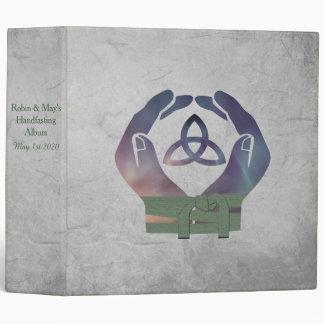 Eternity Handfasting Customizable Album Binder