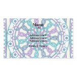 Eternity Mandala Double-Sided Standard Business Cards (Pack Of 100)