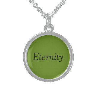 Eternity Necklace - A. Green