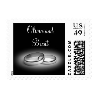 Eternity Personalized Stamp
