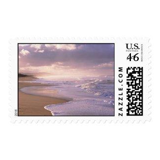 Eternity, Scenic Beach Sunset stamp