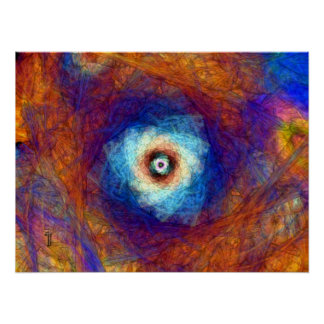 "Eternity's Passageway 24"" x 18"" Art Print"