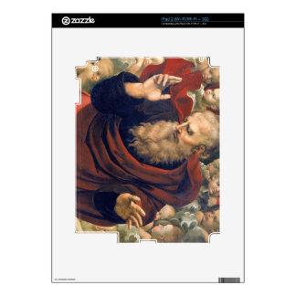 eterno e angeli by Raffaello Sanzio da Urbino Skins For iPad 2