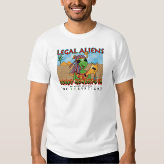 Etgyptians by Gregory Gallo T-shirt