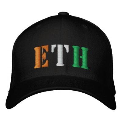 ETH IRISH FLAG HAT