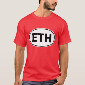 ETH Oval Identity Sign T-Shirt