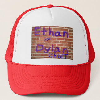 Ethan_Dylan_Griffiety Tee Trucker Hat