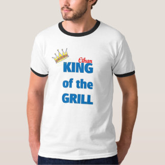 Ethan king of the grill T-Shirt
