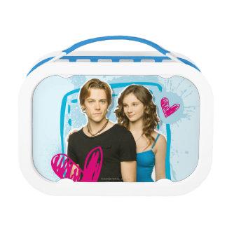 Ethan & Tara Lunch Box