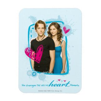 Ethan & Tara Magnet