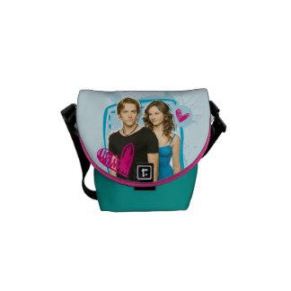 Ethan & Tara Messenger Bag