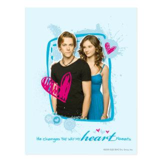 Ethan & Tara Postcard
