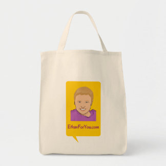 EthanForYou Grocery Tote Bag