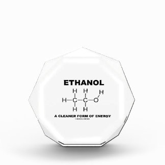 Ethanol A Cleaner Form Of Energy (Molecule) Awards