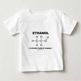 Ethanol A Cleaner Form Of Energy (Molecule) Infant T-shirt