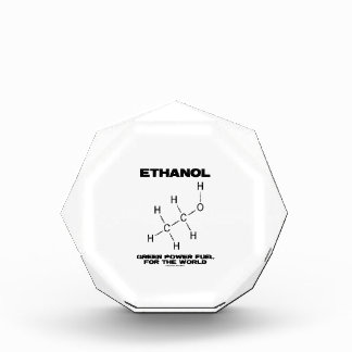 Ethanol Green Power Fuel For The World (Molecule) Award