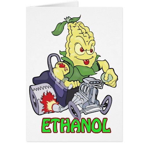 Ethanol Hot Rod Card