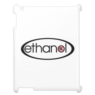 Ethanol - No Oil iPad Cover