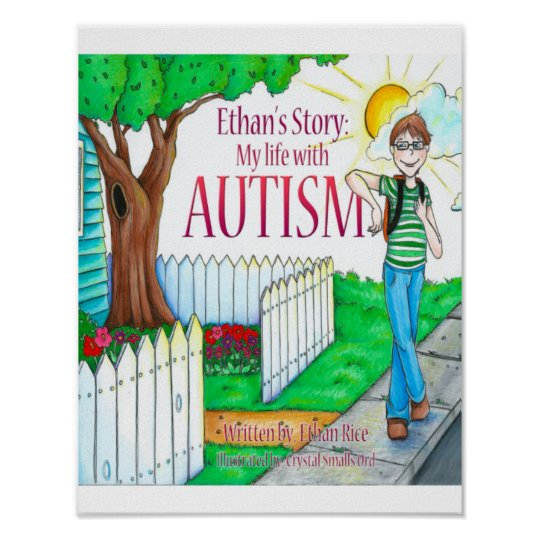 Ethan's Story; My Life with Autism Poster