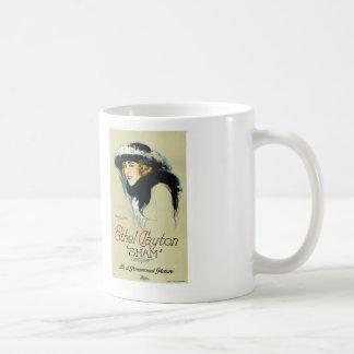 Ethel Clayton 1921 vintage poster Coffee Mugs