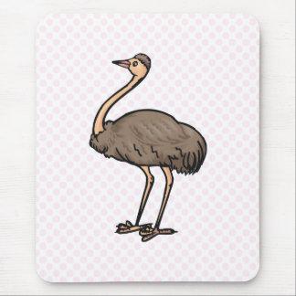 Ethel Emu Mouse Pad