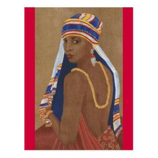 Ethel Waters Postcard