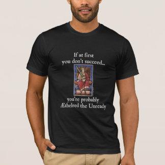 Ethelred the Unready (Men's Dark T-shirt) T-Shirt
