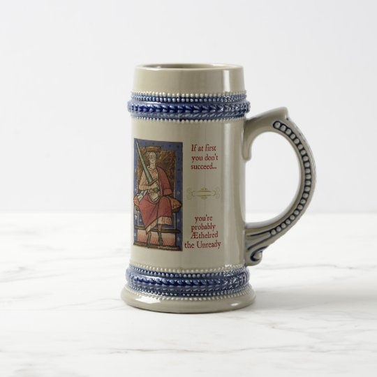 Ethelred the Unready Stein
