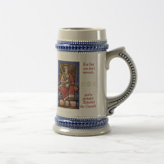 Ethelred the Unready Stein Coffee Mug