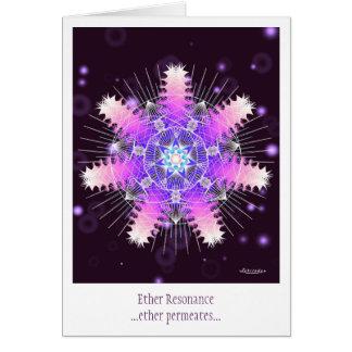Ether Resonance Card