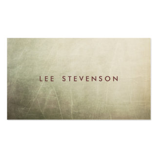 Ethereal Abstract Background Creative Profession Business Card