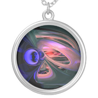 Ethereal Abstract Necklace