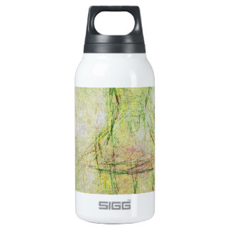 ethereal angel (21) thermos water bottle