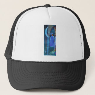 Ethereal  Angel in a  Spiritual Realm Trucker Hat