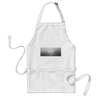 ethereal blur adult apron
