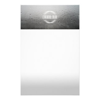 ethereal blur stationery