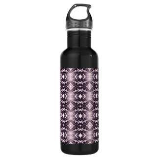 Ethereal Diamonds (Amethyst) Stainless Steel Water Bottle