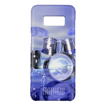 Beach Themed Ethereal Drums on the Beach Music Case-Mate Samsung Galaxy S8 Case