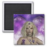 Ethereal Fairy Magnet Fridge Magnet