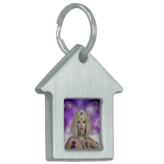 Ethereal Fairy Pet Tag