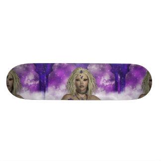 Ethereal Fairy Skateboard