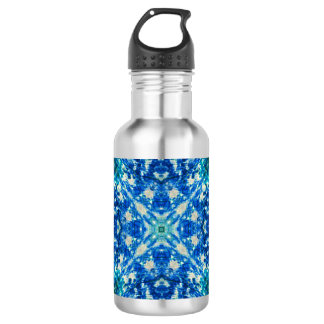 Ethereal Forest Mandala Water Bottle