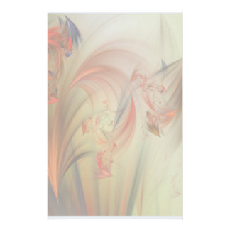Ethereal Fractal Stationery