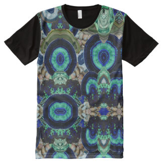 Ethereal Gems All-Over-Print T-Shirt